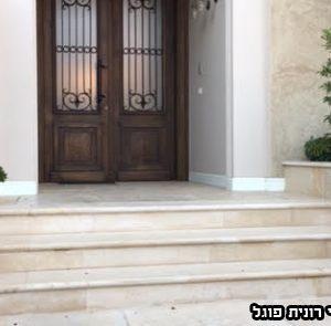 מדרגות משיש
