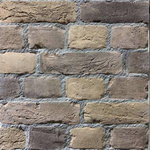 בריקים עתיקים דגם רטרו קוקטייל - אבן סיב
