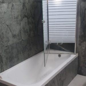 חידוש אמבטיה באבן סיב