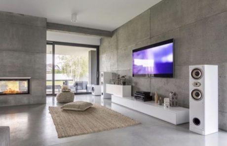 חיפוי קירות מעוצבים לסלון