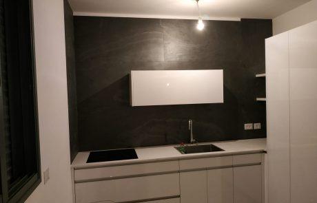 חיפוי קירות מטבח